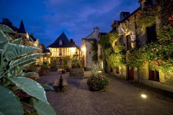 Decouverte de Rochefort-en-Terre, Petite cite de Caractere et Cite d'art et de sa region